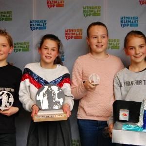 100 kinderen met fantastische duurzame ideeën op de Kinderklimaattop