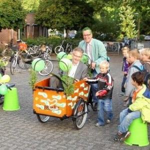 Lokale activiteiten rond Groene Voetstappenactie