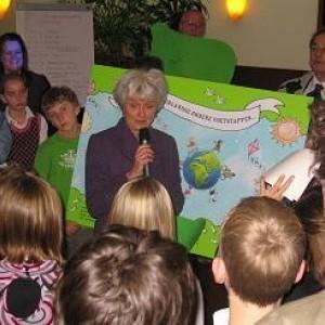 Resultaat Kinderklimaattop 2008: met één knop alles uit